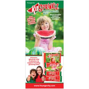 Picture of KidSprinklz Watermelon Mist -  25 Pack Brochures